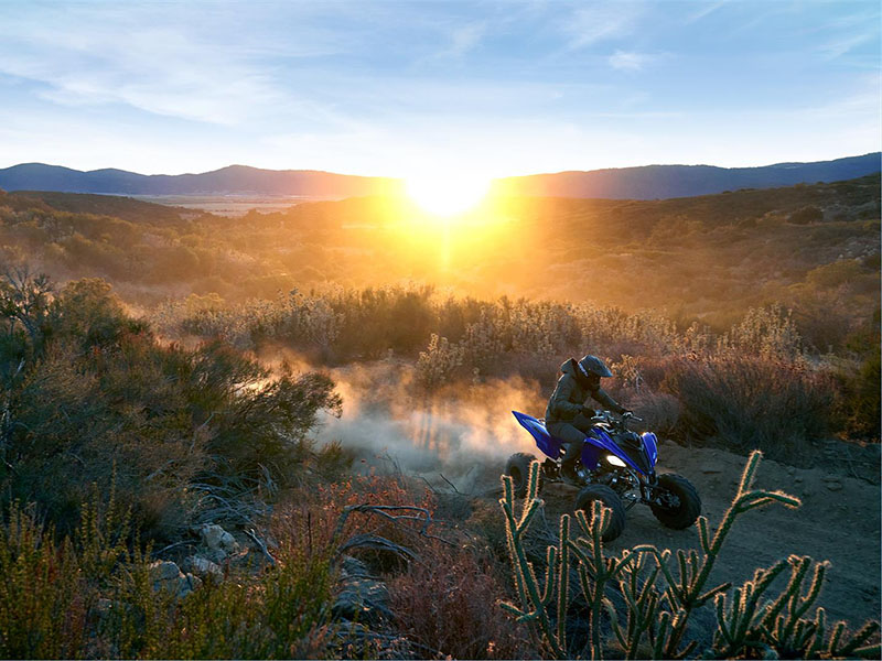 2021 Yamaha Raptor 700R in San Jose, California - Photo 12