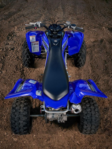 2021 Yamaha Raptor 700R in Long Island City, New York - Photo 4