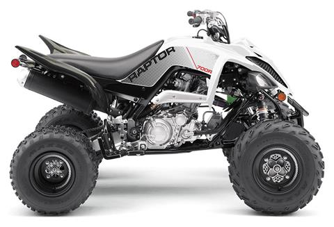 2021 Yamaha Raptor 700R SE in Brilliant, Ohio