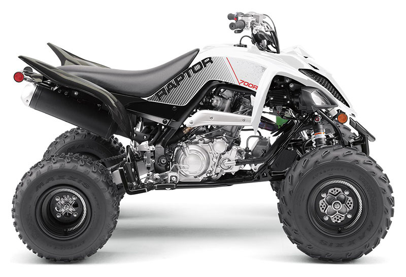 2021 Yamaha Raptor 700R SE in Saint Helen, Michigan - Photo 1