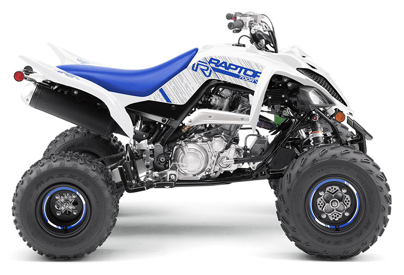 2021 Yamaha Raptor 700R SE in Victorville, California - Photo 1