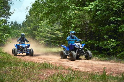 2021 Yamaha Raptor 90 in North Little Rock, Arkansas - Photo 7