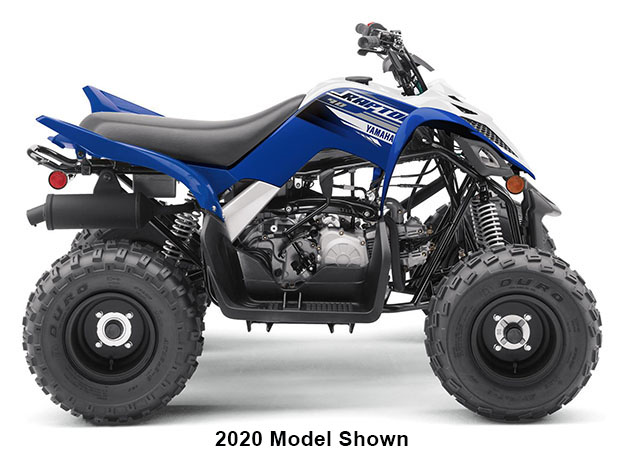 2021 Yamaha Raptor 90 in Lakeport, California - Photo 1