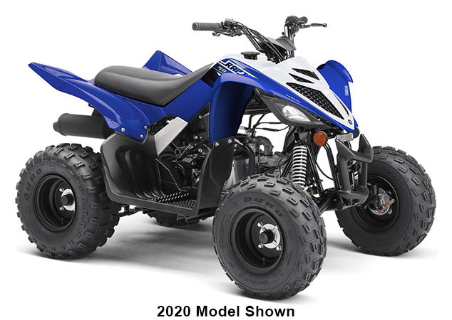 2021 Yamaha Raptor 90 in North Little Rock, Arkansas - Photo 2