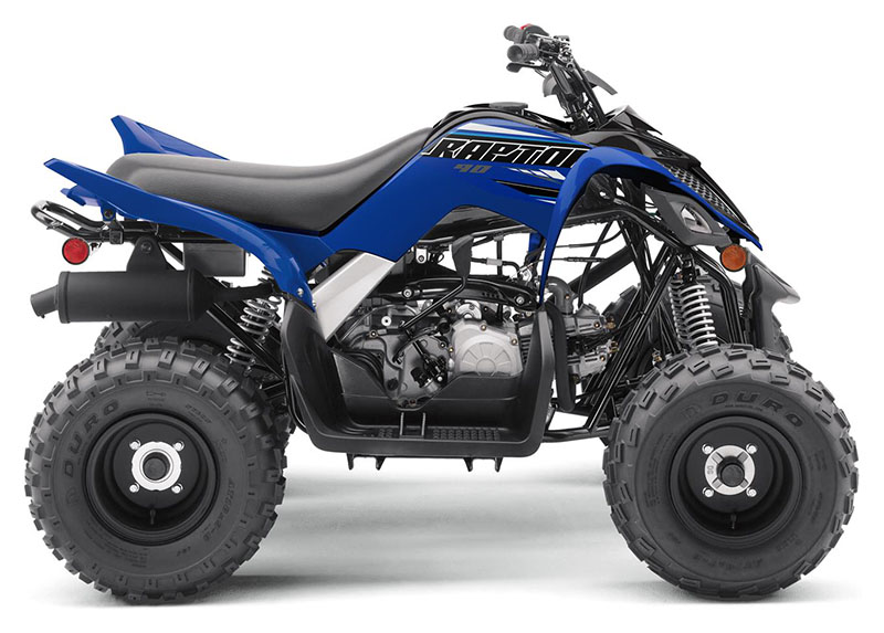 2021 Yamaha Raptor 90 in Cedar Falls, Iowa - Photo 1
