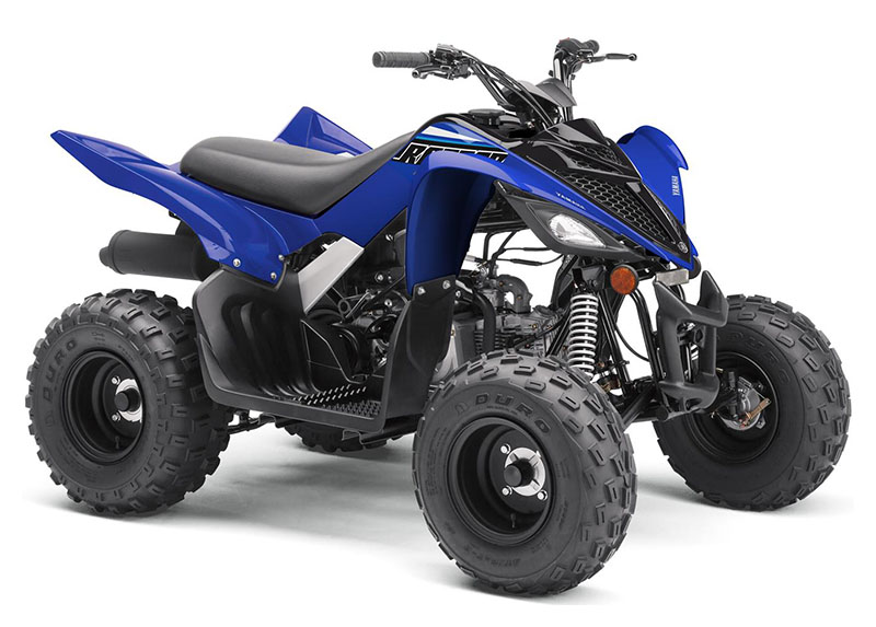 2021 Yamaha Raptor 90 in New Haven, Connecticut - Photo 2