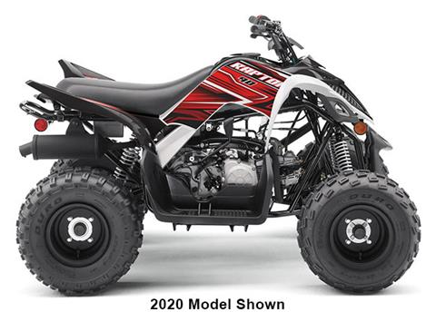2021 Yamaha Raptor 90 in Ontario, California - Photo 1