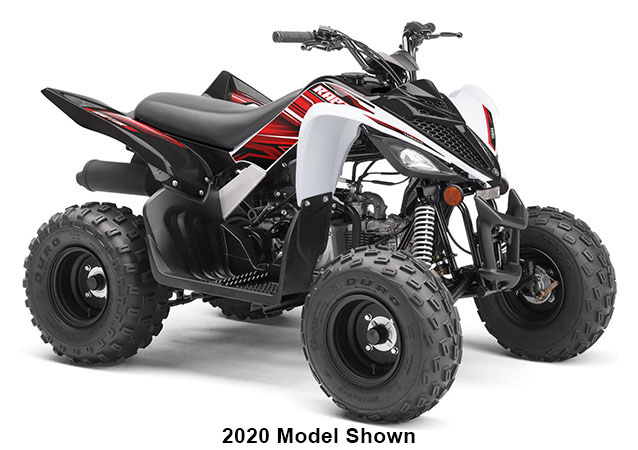 2021 Yamaha Raptor 90 in Ontario, California - Photo 2