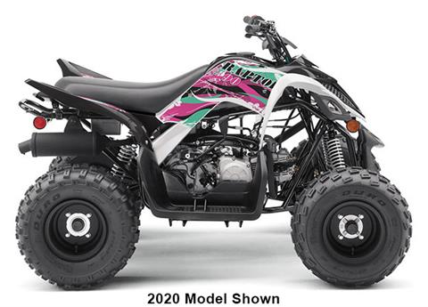 2021 Yamaha Raptor 90 in Ontario, California - Photo 3