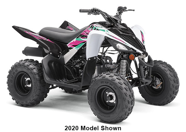 2021 Yamaha Raptor 90 in Starkville, Mississippi - Photo 4