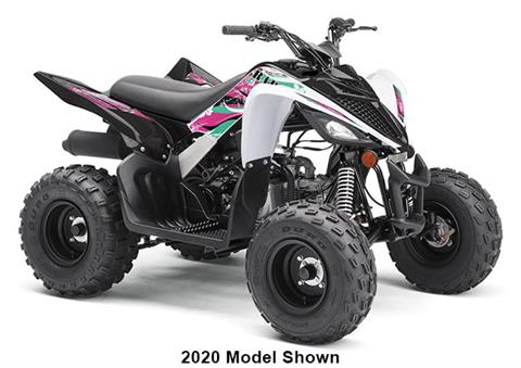 2021 Yamaha Raptor 90 in Ontario, California - Photo 4