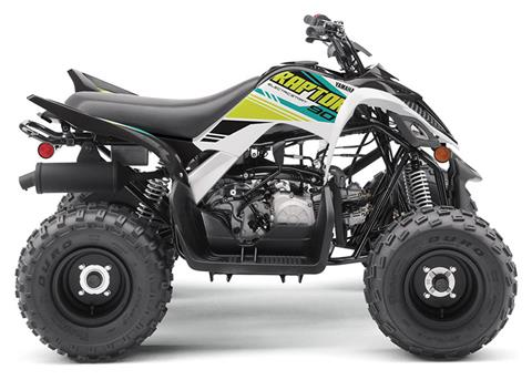 2021 Yamaha Raptor 90 in Concord, New Hampshire