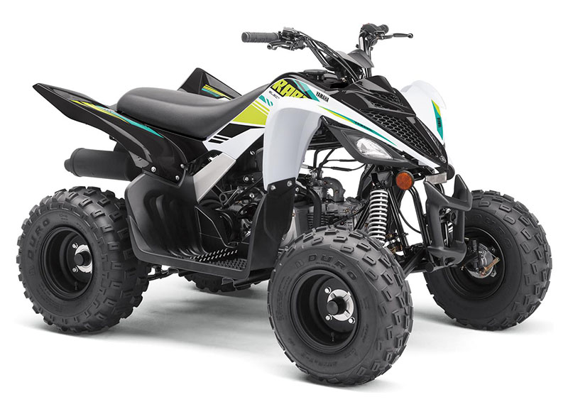 2021 Yamaha Raptor 90 in San Jose, California - Photo 2