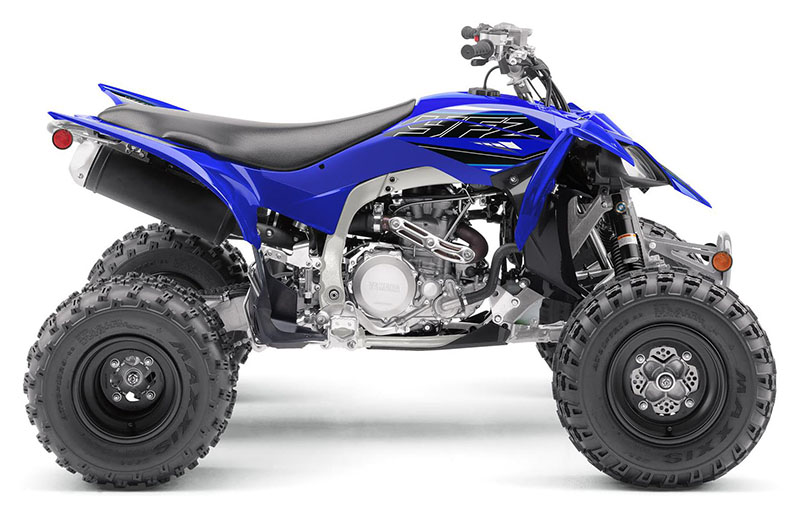 2021 Yamaha YFZ450R in Francis Creek, Wisconsin - Photo 1