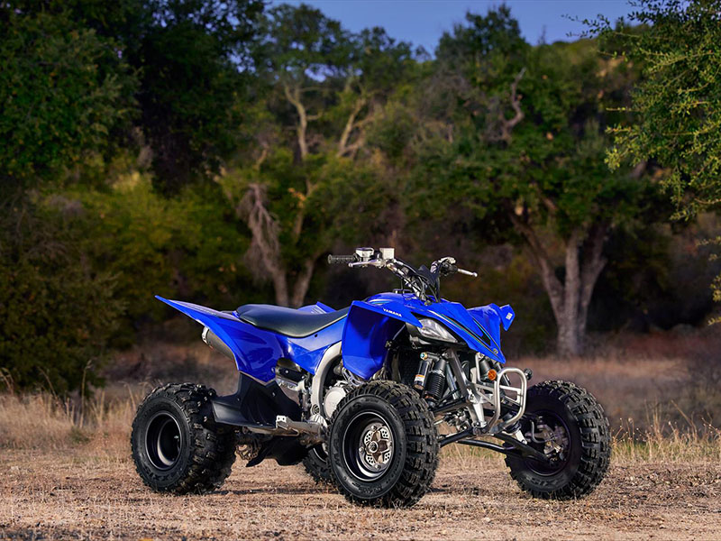 2021 Yamaha YFZ450R in Tyrone, Pennsylvania - Photo 3