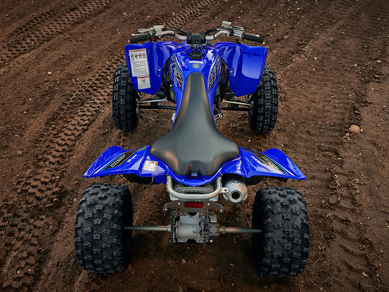 2021 Yamaha YFZ450R in Herrin, Illinois - Photo 4