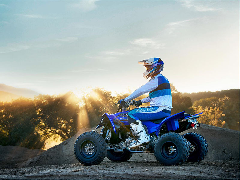 2021 Yamaha YFZ450R in Francis Creek, Wisconsin - Photo 5