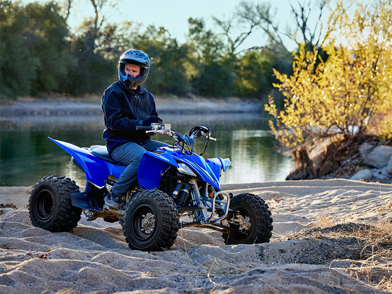 2021 Yamaha YFZ450R in Francis Creek, Wisconsin - Photo 6