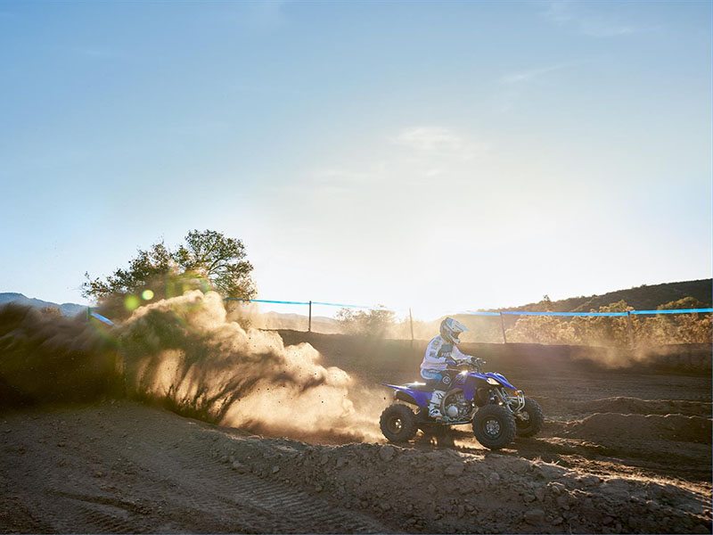 2021 Yamaha YFZ450R in Lumberton, North Carolina - Photo 9