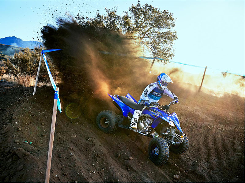 2021 Yamaha YFZ450R in Francis Creek, Wisconsin - Photo 10