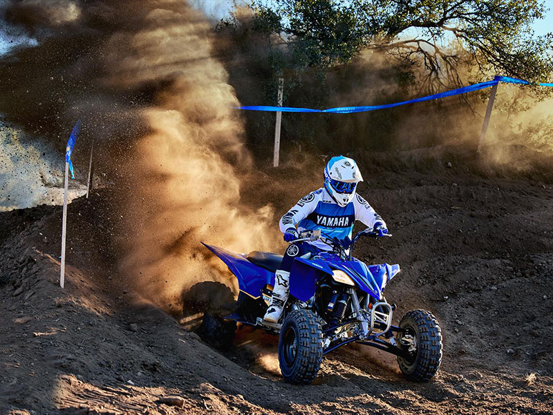 2021 Yamaha YFZ450R in Bear, Delaware - Photo 11