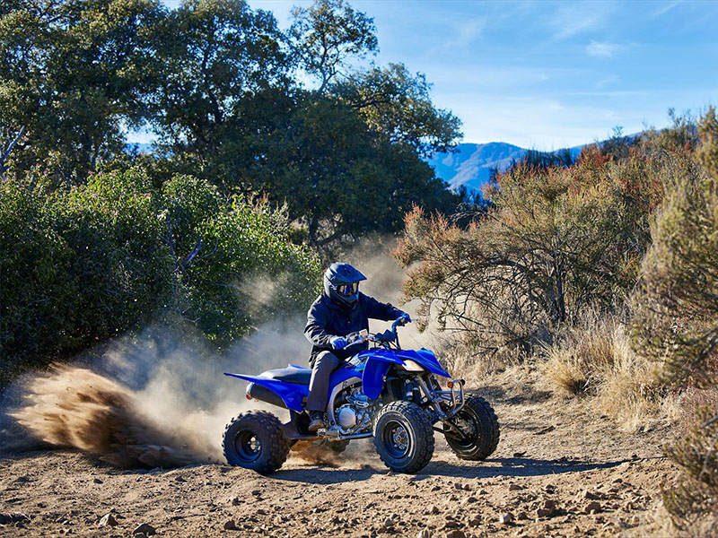 2021 Yamaha YFZ450R in Francis Creek, Wisconsin - Photo 13