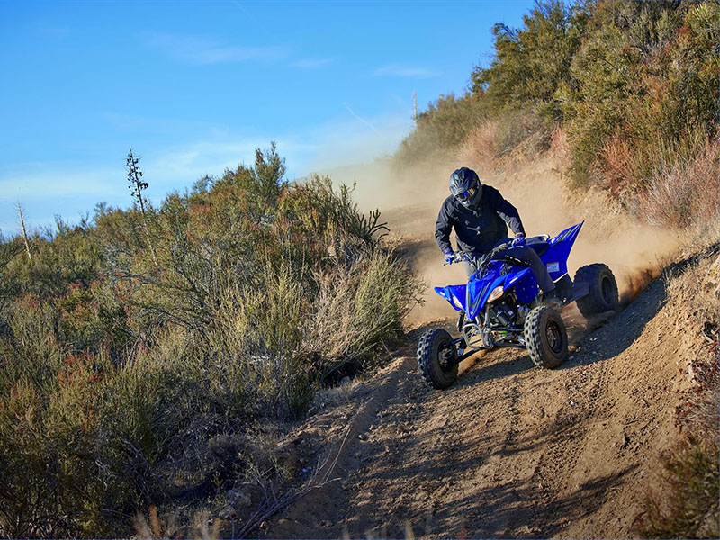 2021 Yamaha YFZ450R in Francis Creek, Wisconsin - Photo 14