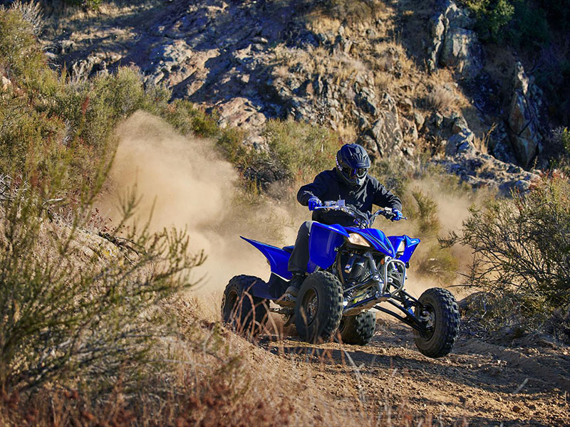 2021 Yamaha YFZ450R in Francis Creek, Wisconsin - Photo 15