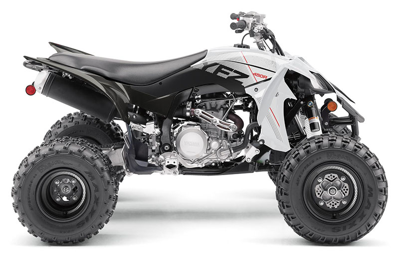 2021 Yamaha YFZ450R SE in Danbury, Connecticut - Photo 1