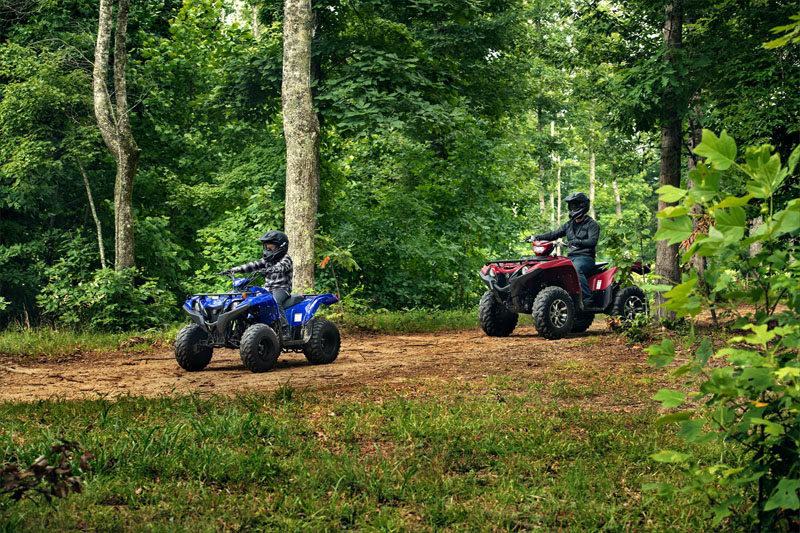 2021 Yamaha Grizzly 90 in Starkville, Mississippi - Photo 10