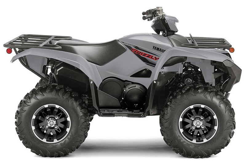 2021 Yamaha Grizzly EPS in Johnson Creek, Wisconsin