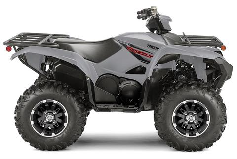 2021 Yamaha Grizzly EPS in Saint Johnsbury, Vermont - Photo 1