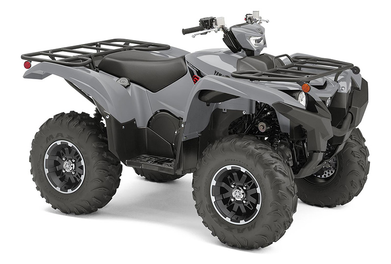 2021 Yamaha Grizzly EPS in Saint Johnsbury, Vermont - Photo 2