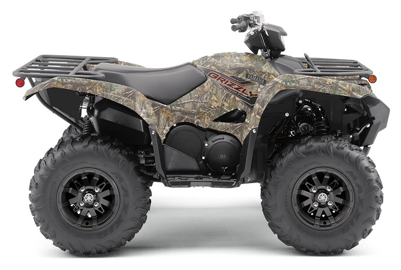 2021 Yamaha Grizzly EPS in Fairview, Utah - Photo 1