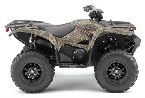 2021 Yamaha Grizzly EPS in Orlando, Florida