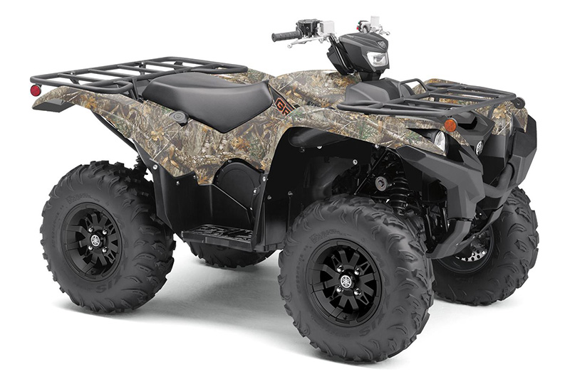 2021 Yamaha Grizzly EPS in Queens Village, New York - Photo 2