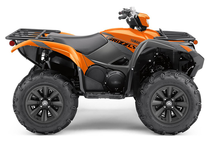 2021 Yamaha Grizzly EPS SE in Danbury, Connecticut - Photo 1