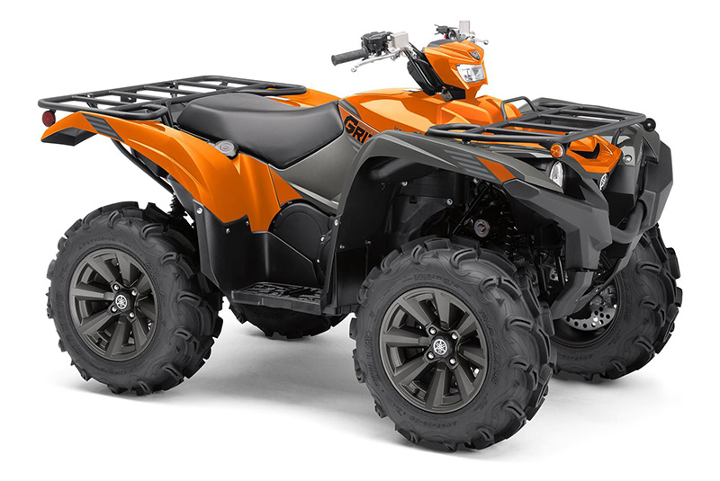 2021 Yamaha Grizzly EPS SE in Eden Prairie, Minnesota - Photo 2