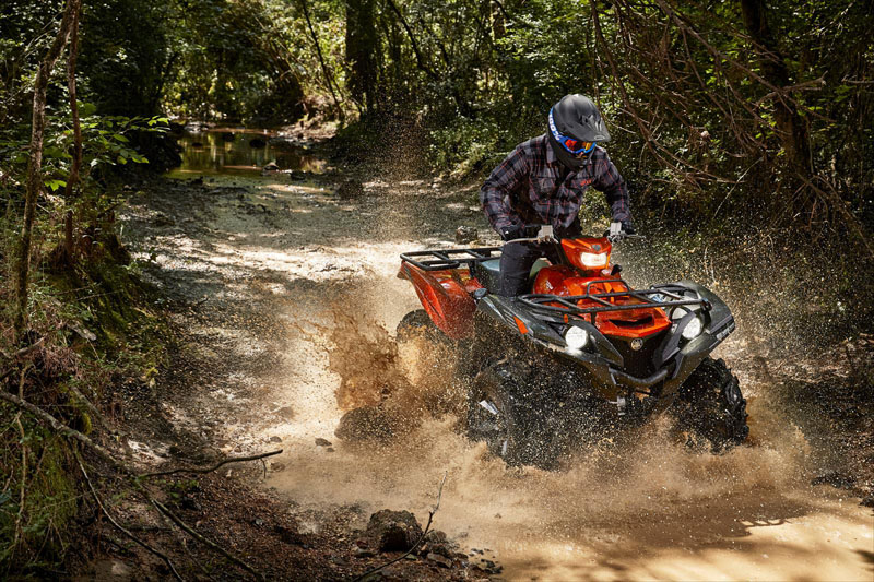 2021 Yamaha Grizzly EPS SE in Francis Creek, Wisconsin - Photo 3