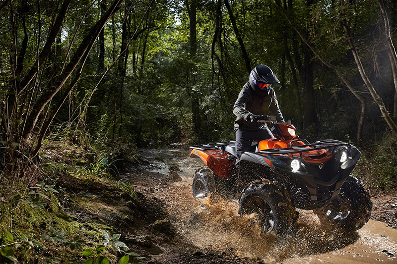 2021 Yamaha Grizzly EPS SE in Francis Creek, Wisconsin - Photo 4