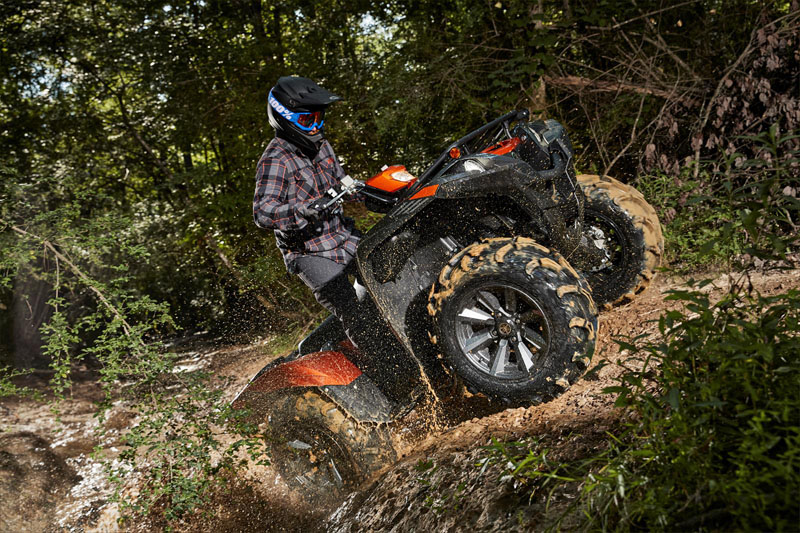 2021 Yamaha Grizzly EPS SE in Santa Clara, California - Photo 5