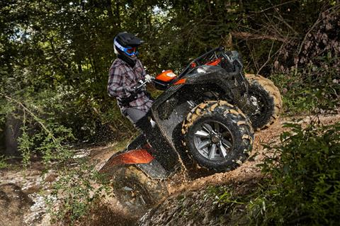 2021 Yamaha Grizzly EPS SE in Francis Creek, Wisconsin - Photo 5