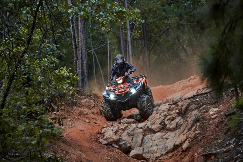 2021 Yamaha Grizzly EPS SE in Laurel, Maryland - Photo 6