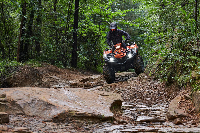 2021 Yamaha Grizzly EPS SE in Francis Creek, Wisconsin - Photo 7