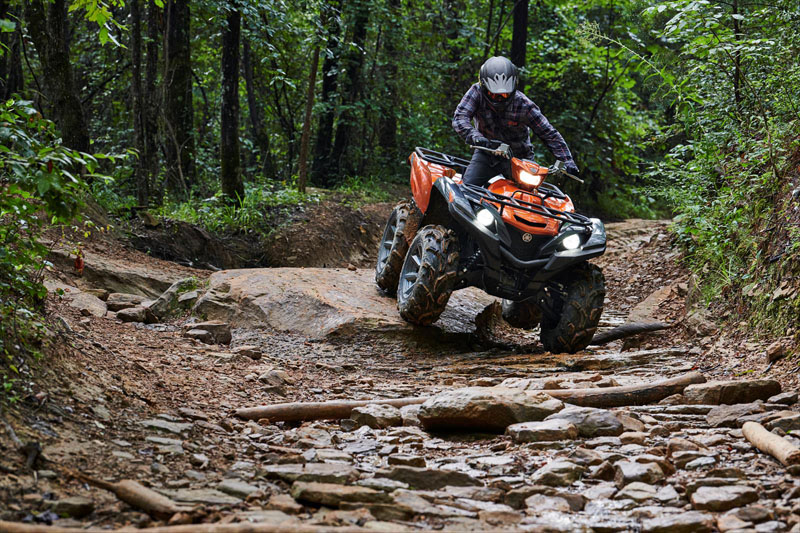 2021 Yamaha Grizzly EPS SE in Brooklyn, New York - Photo 8