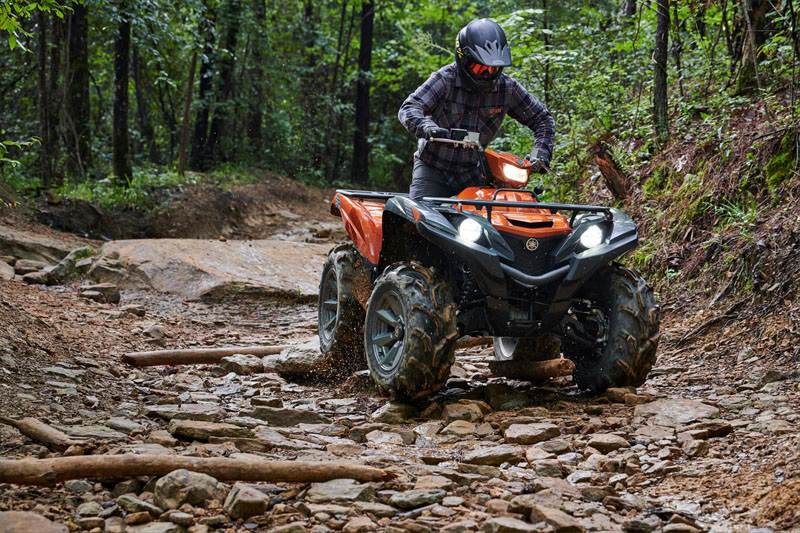 2021 Yamaha Grizzly EPS SE in Hicksville, New York - Photo 9