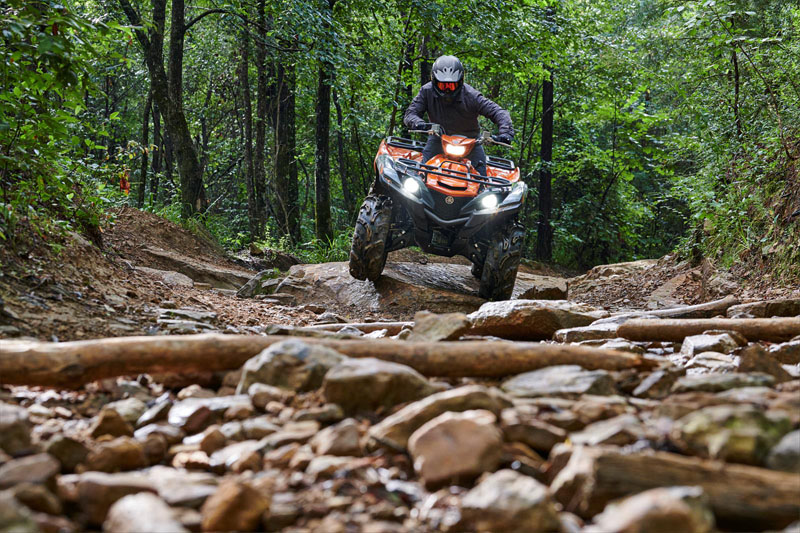 2021 Yamaha Grizzly EPS SE in Danbury, Connecticut - Photo 10