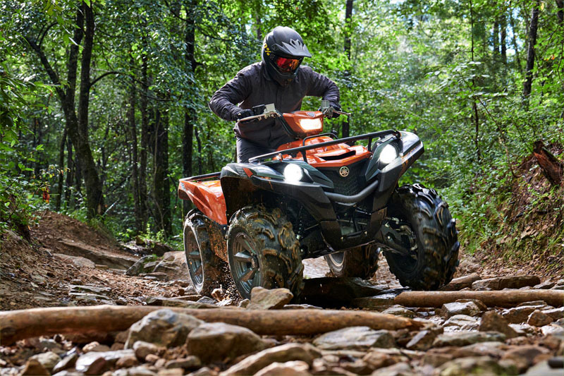 2021 Yamaha Grizzly EPS SE in Francis Creek, Wisconsin - Photo 11