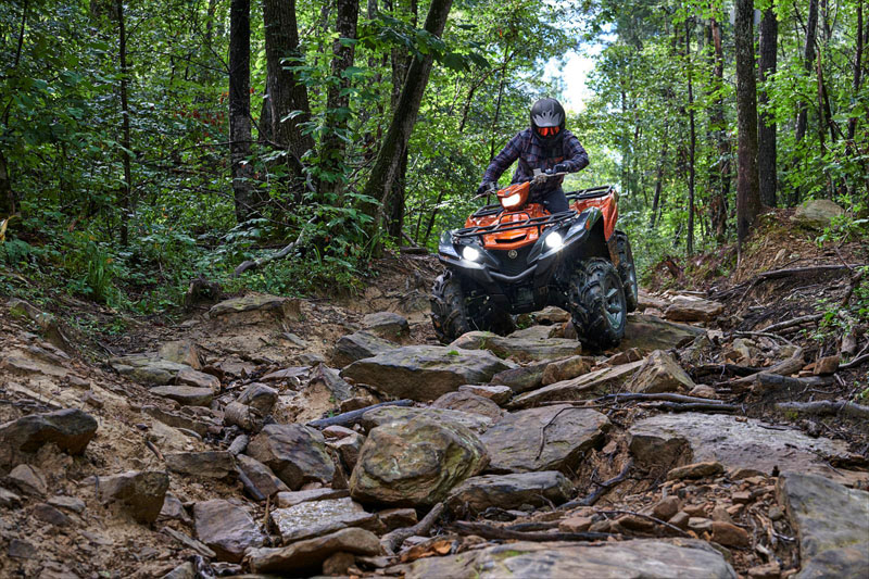 2021 Yamaha Grizzly EPS SE in Danbury, Connecticut - Photo 12