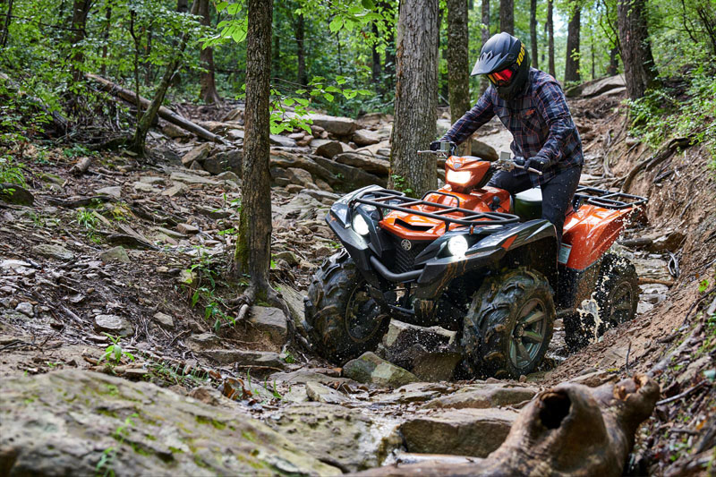 2021 Yamaha Grizzly EPS SE in Laurel, Maryland - Photo 14